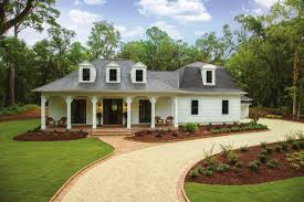 Southern Plantation Style House Plans by Southern Living Showcase Home Tours Underway At Litchfield