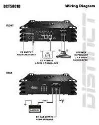mono amp wiring diagram amazon com pyle plam3601d class d