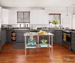 how to update kitchen cabinets update bland builder s cabinets