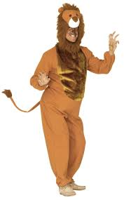 lion costume lion costume for men adults costumes and fancy dress costumes vegaoo