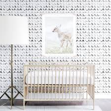 Wallpaper In Home Decor Wonderful Modern Nursery Wallpaper 98 For Your Home Decor Ideas