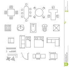 Floor Plan Stairs Symbols by Floor Plan Symbols