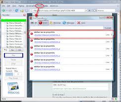 imacros php tutorial firefox error console imacros