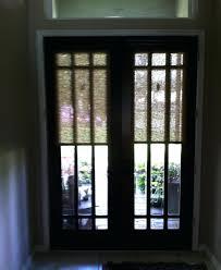 glass front door modern wood front door with vertical glass panes