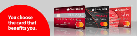 picture cards credit cards apply for a credit card santander bank