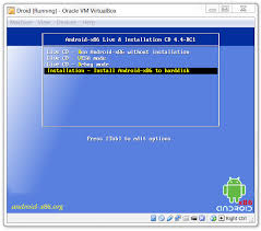 install android on pc to install android on pc using virtualbox