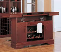 buy lambert traditional bar unit with sink by coaster from www