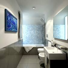Light Blue Backsplash by Small Bathroom Design Ideas With Wonderful Light Blue Backsplash