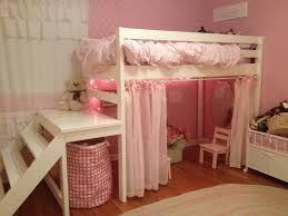 Ana White Camp Loft Bed With Stair Junior Height Diy Projects ana white little girls jr loft bed diy projects