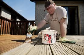 can you paint vinyl decking hunker