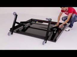 stiga eurotek table tennis table stiga optimum 30 table tennis table assembly fitness deals online