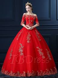 gown dress with price tbdress offers high quality the shoulder appliques
