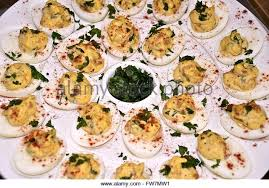 deviled eggs stock photos deviled eggs stock images alamy
