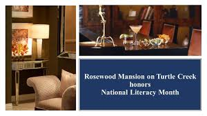 National Bar And Dining Rooms by Rosewood Mansion On Turtle Creek Linkedin