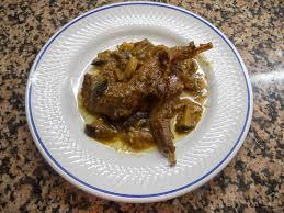 cuisine sermes la cuina de la geno conill amb pegaloses llenegues