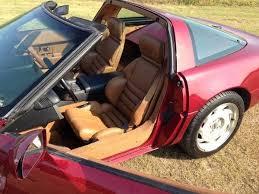 1991 corvette colors 1991 corvette coupe tpi c4 350 v8 automatic paint interior