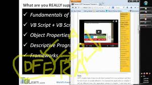 how to master qtp hp qtp software test automation for qtp jobs hp