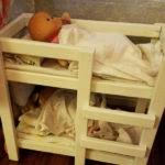 Doll Bunk Bed Plans How To Build A Doll Bunk Bed Free 18 Doll Bed Plans