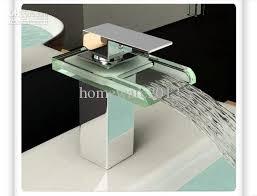 Waterfall Kitchen Sink by 2017 New Style Waterfall Bathroom Basin U0026amp Kitchen Sink Chrome