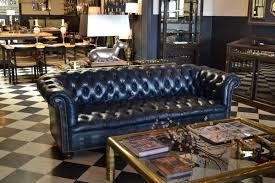 Chesterfield Sofa Showroom Spotlight On Storefronts In The La Cienega Design Quarter Cozy