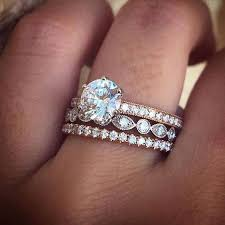 wedding band ideas wedding ring and band best 25 wedding ring bands ideas on