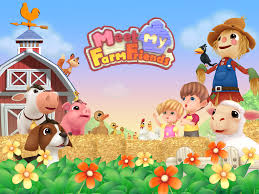 Cute Wallpapers For Kids Download Farm Wallpaper For Kids Gallery