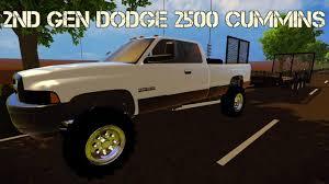 Dodge Ram Cummins 2015 - farming simulator 2015 mods 2nd gen dodge ram 2500 cummins turbo