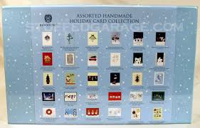 burgoyne christmas cards 30 crafted cards with envelopes decorative