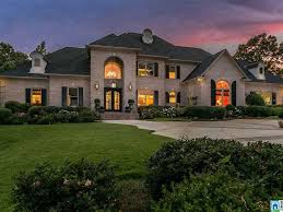 chateau style hoover wow house custom built chateau style estate home