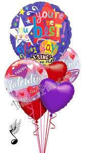 singing balloons delivery 8 best s day balloon bouquets images on