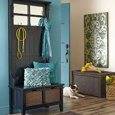 welcoming entryway benches that maximize storage space pics on