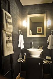 apartement alluring traditional half bathroom ideas gray