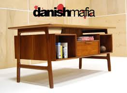 Mid Century Office Furniture by Buat Testing Doang Danish Furniture