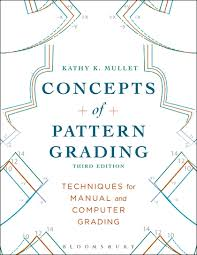 pattern grading for beginners bloomsbury fashion central concepts of pattern grading