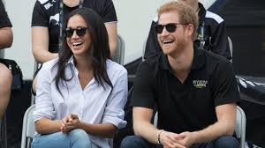photos prince harry and meghan markle make first public