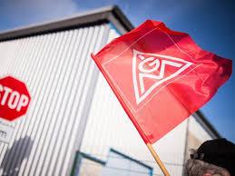911 Flag Photo Nach Abbruch Der Gespräche Ig Metall Greift Zu Tagesstreiks