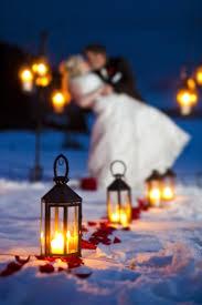 gorgeous winter wedding aisle decor ideas 13