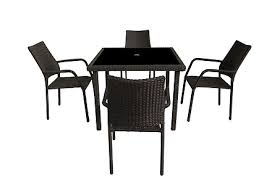 Homebase Patio Innovative Rattan Outdoor Chairs Cool Fold Up Wicker Patio