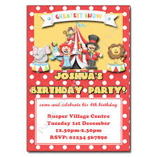 circus party invitations theruntime com