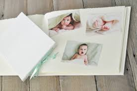 baby photo albums the artisan album handmade baby album sophisticated and sweet