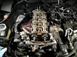 is there a way to check timing chain with tearing engine apart
