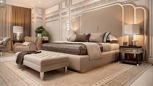Top 10 Bedroom Designs Admirable Master Bedroom Design In Dubai By Luxury Antonovich Design
