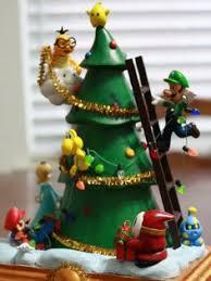nintendo super mario brothers 19 piece deluxe holiday christmas