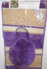 cheap purple bath rug set find purple bath rug set deals on line