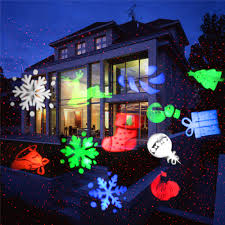 christmas window projection dvd outdoor christmas projection lights onto house outdoor christmas