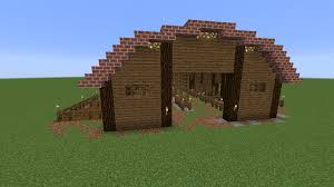 How To Build A Horse Barn In Minecraft Overview Prefab Mods Projects Minecraft Curseforge