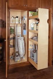 Pull Out Laundry Cabinet Broom Cabinet With Pull Out For The Home Pinterest Cupboard
