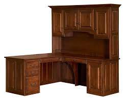 Executive Desk With Hutch Corner Executive Desk With Hutch Town Country Furniture