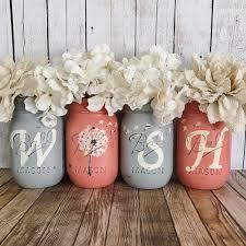 mason jar home decor wish mason jars dandelion wishes set of 4 pint size mason jars