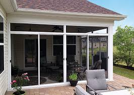 Outdoor Patio Extensions Screen Rooms Screened In Room Screened Patios Patio Enclosures